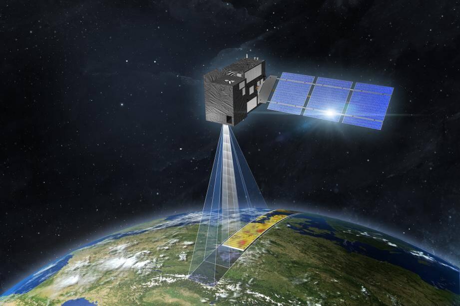 Les deux satellites identiques pourront détecter les émissions de CO2 de toute la Terre en six jours