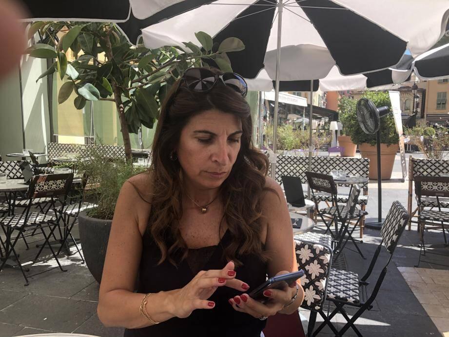 Fondatrice de Mon Liban d'Azur, Géraldine Ghostine a immédiatement lancé un appel aux dons sur le site internet de l'association.