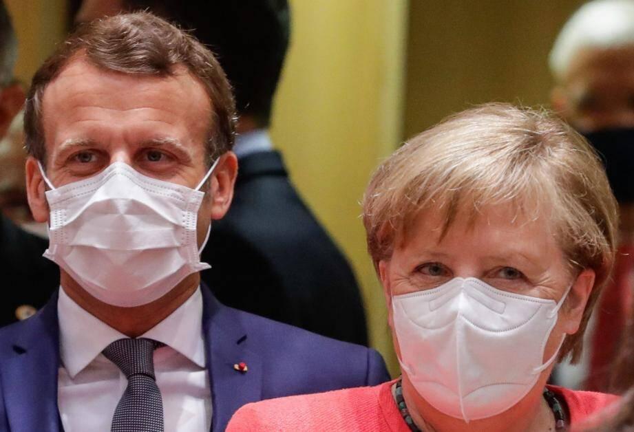 La dernière rencontre - et la première hors visioconférence depuis le confinement - entre les deux chefs d'État a eu lieu le 21 juillet, lors d'un sommet européen historique.