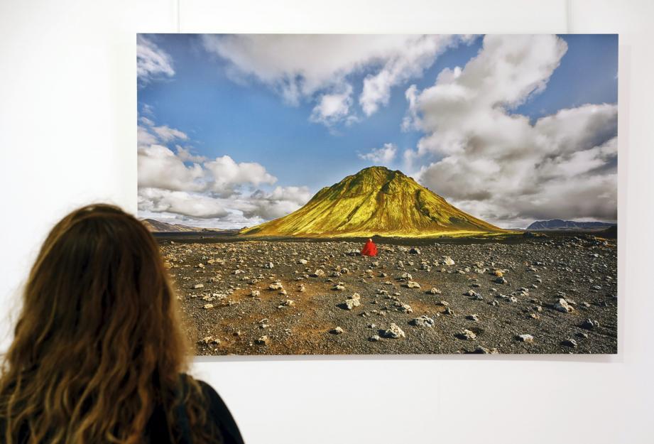 L'un des sublimes paysages capturés par Matthieu Ricard.