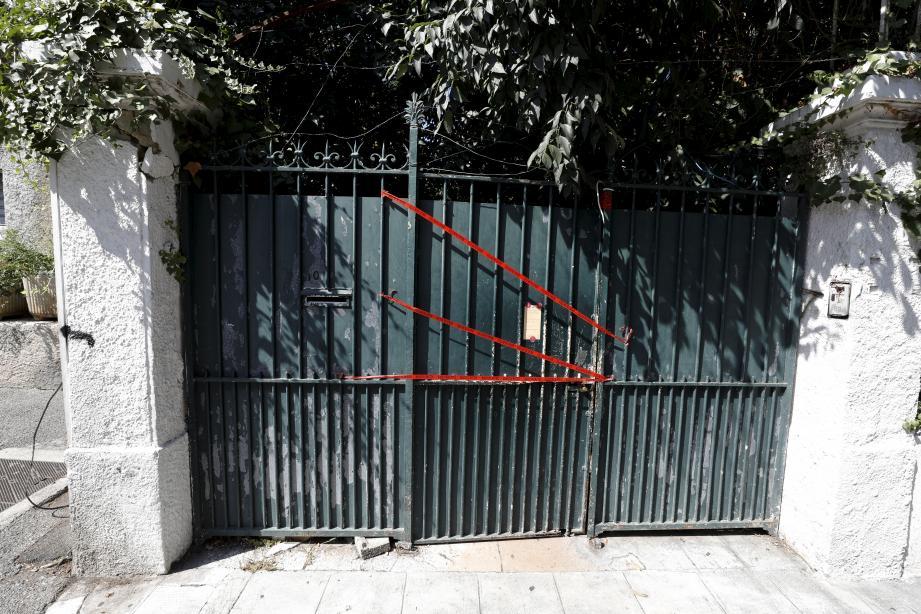 La rixe mortelle s'est déroulée rue du Rocher, près du boulevard Gambetta à Nice.