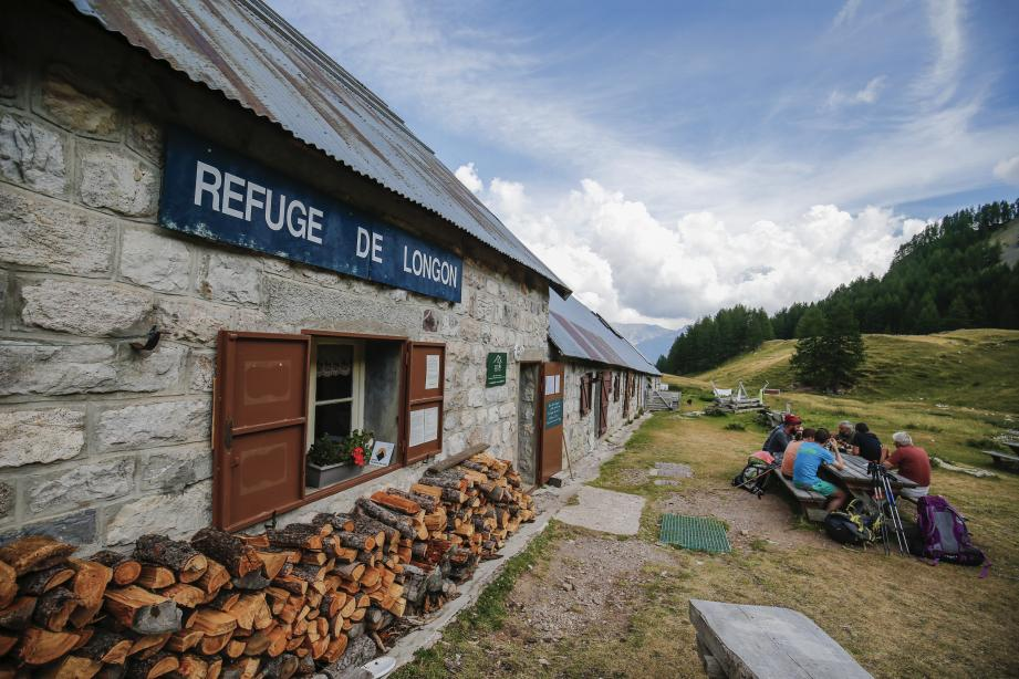 Le refuge de Longon à Roure a été fermé.