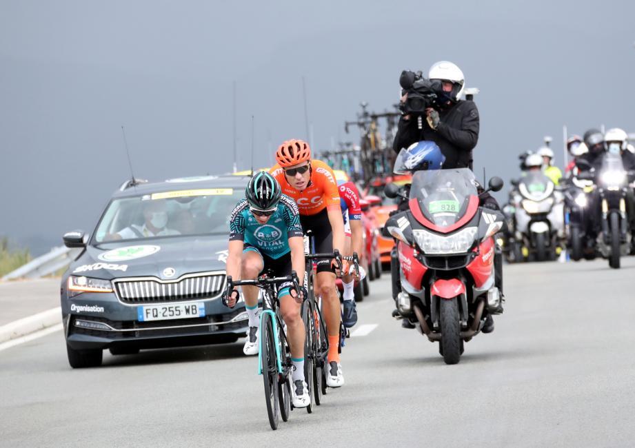 Le Tour de France, une visibilité énorme pour la Ville de Nice.