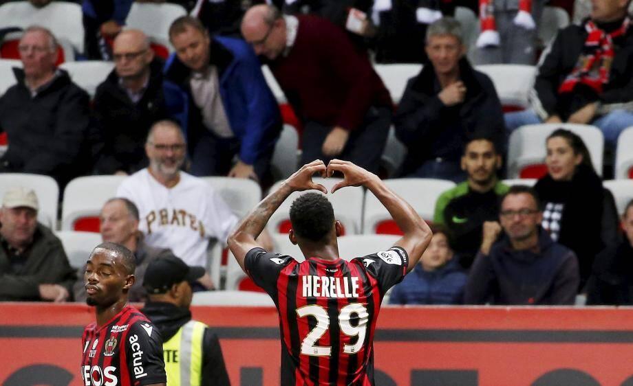 Christophe Herelle quitte Nice pour Brest.