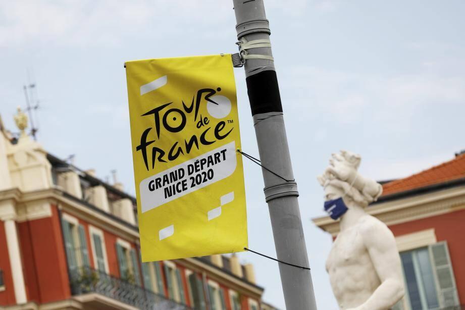 Le Grand départ du Tour de France, c'est samedi.