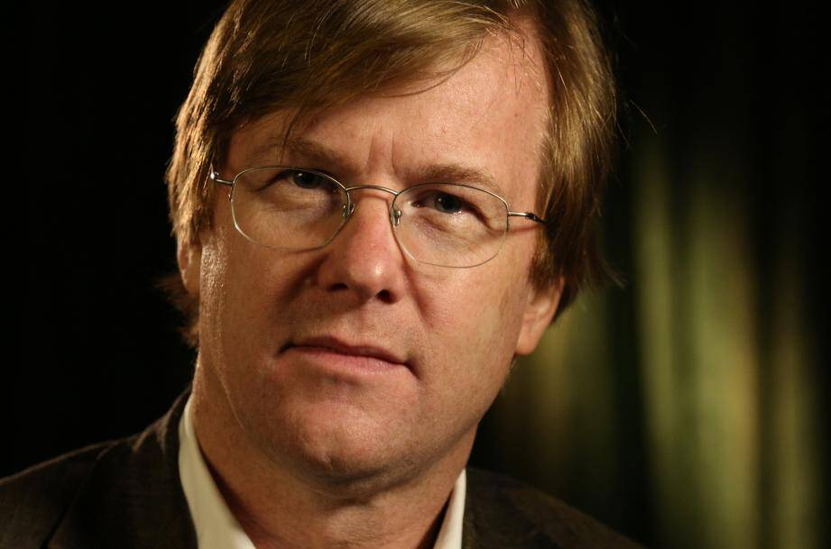 Serge de Sampigny, réalisateur du documentaire.