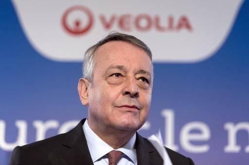 Antoine Frérot le PDG de Veolia