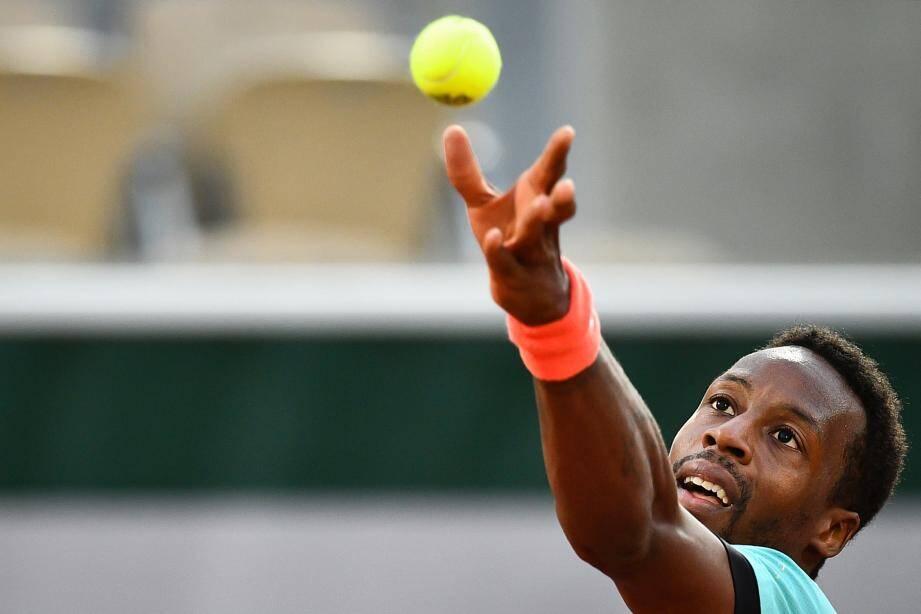 Le Français est éliminé de Rolland-Garros.