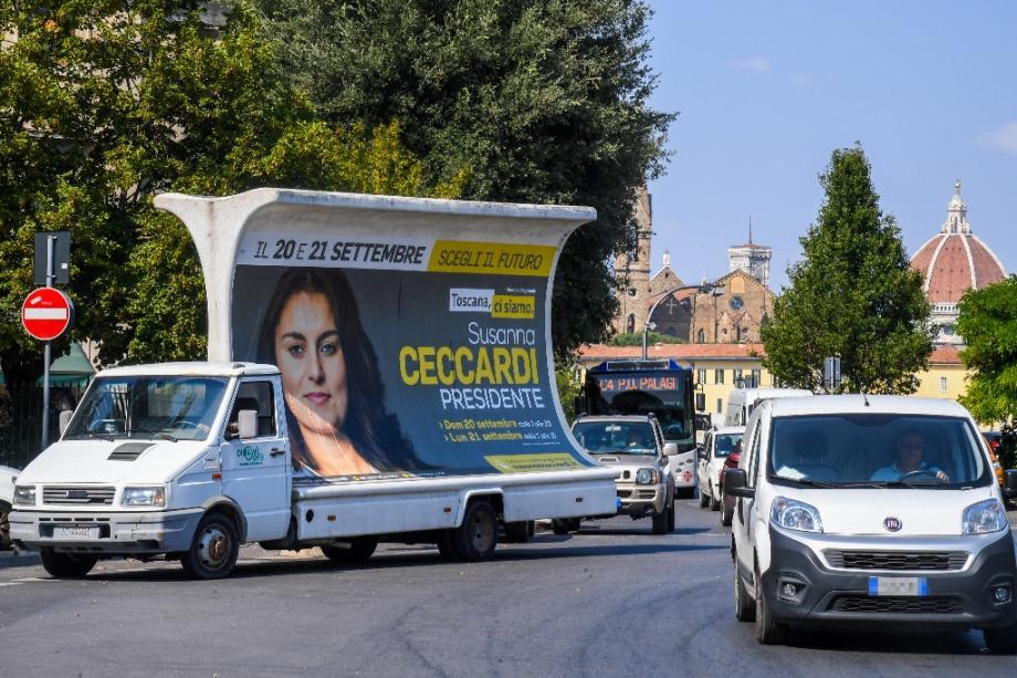 L'extrême droite échoue à conquérir la Toscane, bastion de gauche — Italie