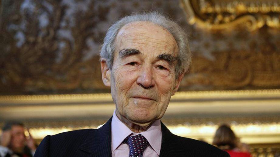 Robert Badinter, alors ministre de la Justice en 1981, a porté le projet de loi abolissant la peine capitale.