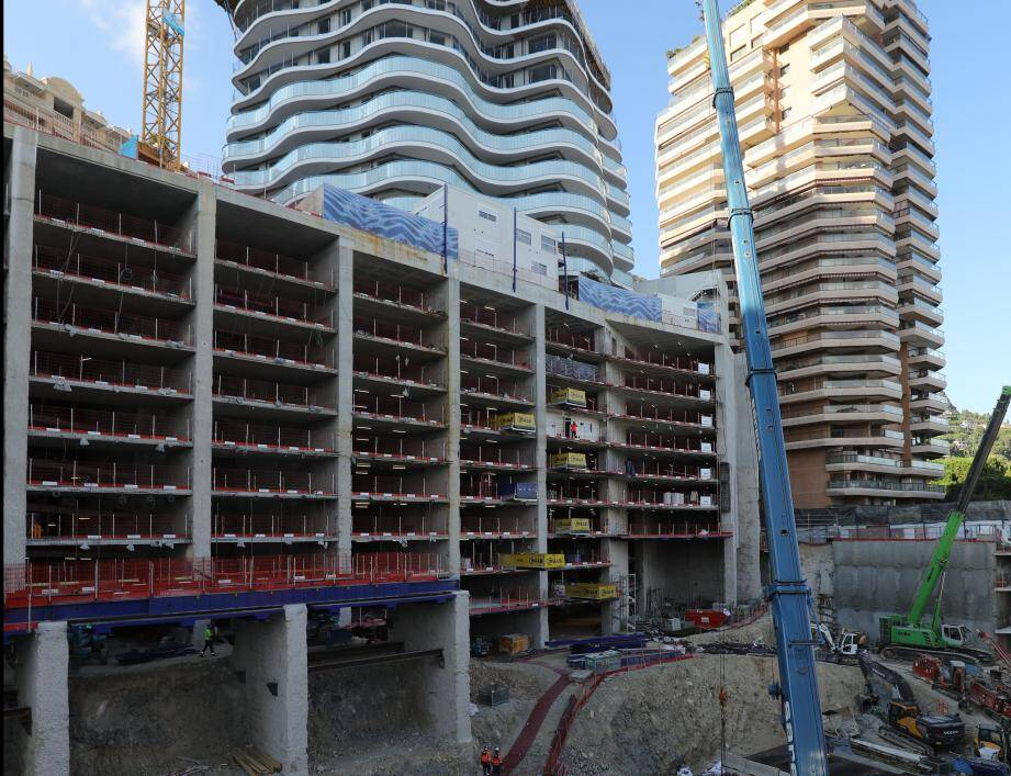Douze appartements supplémentaires avec le projet Testimonio II bis.