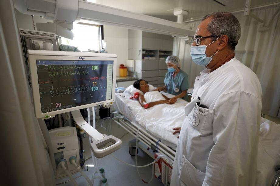 Le Dr Armand Eker: «On a vu réapparaître des états cardiovasculaires gravissimes, comme on n'en avait plus vu depuis trois décennies.»