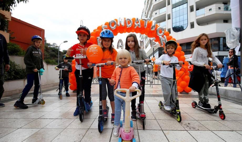 Le Trott'N'Roll annulé, le meilleur moyen de soutenir les enfants reste de donner.