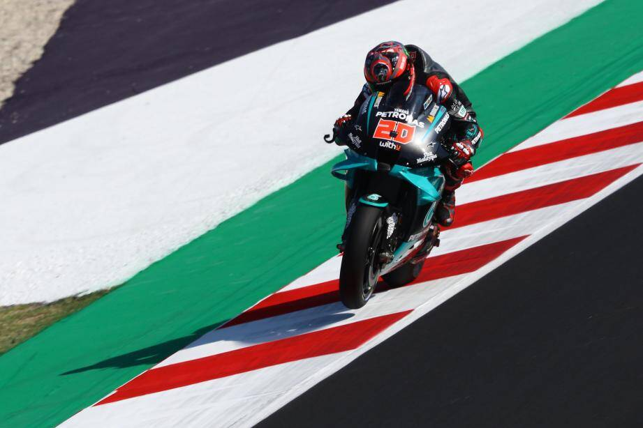 Victoire de Morbidelli, Quartararo perd la tête du championnat — MotoGP/Saint-Marin