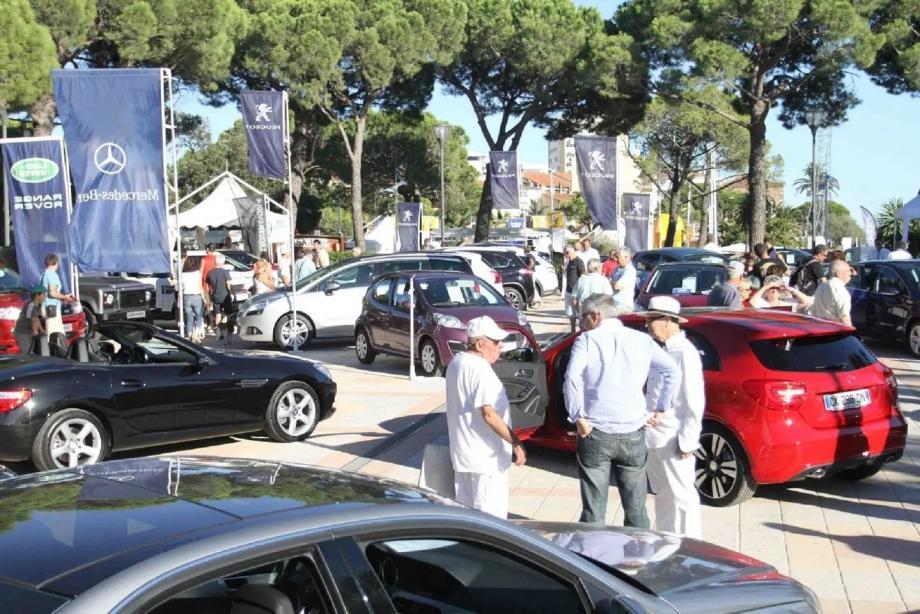 Le salon de l'auto ouvre ses portes ce vendredi, avec plus 140 véhicules exposés.