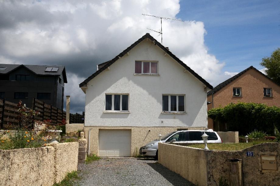 La maison de Michel Fourniret, le 19 juin 2020, à Ville-sur-Lumes (Ardennes)