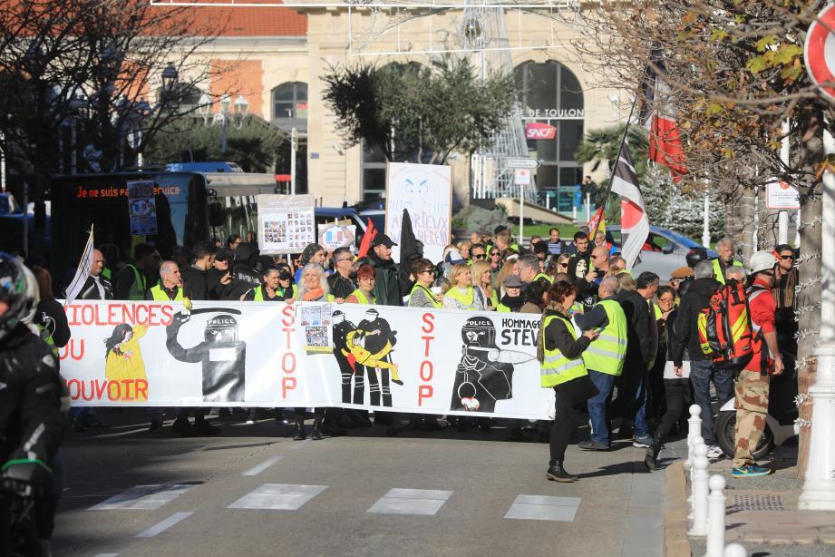 Des rassemblements de « gilets jaunes » sont à nouveau prévus ce samedi, notamment à Toulon.