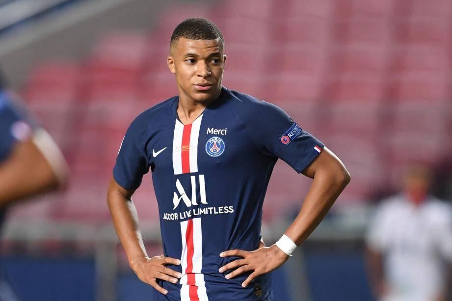 Testé positif le 7 septembre, Kylian Mbappé est titualire pour le PSG.