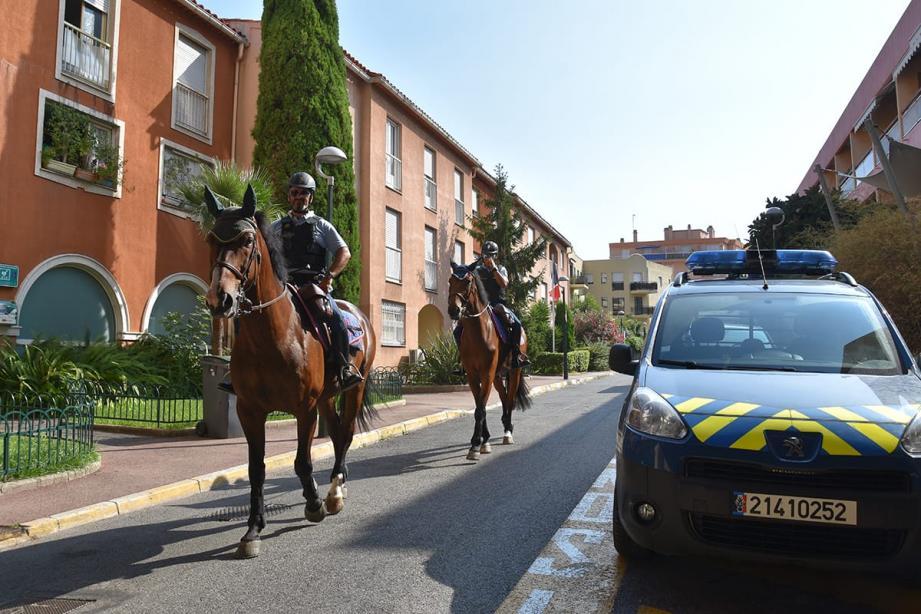 La gendarmerie met en place son pôle « Pégase », avec une vingtaine de référents sur les cinquante brigades couvrant 94 % du territoire des Alpes-Maritimes.(DR)