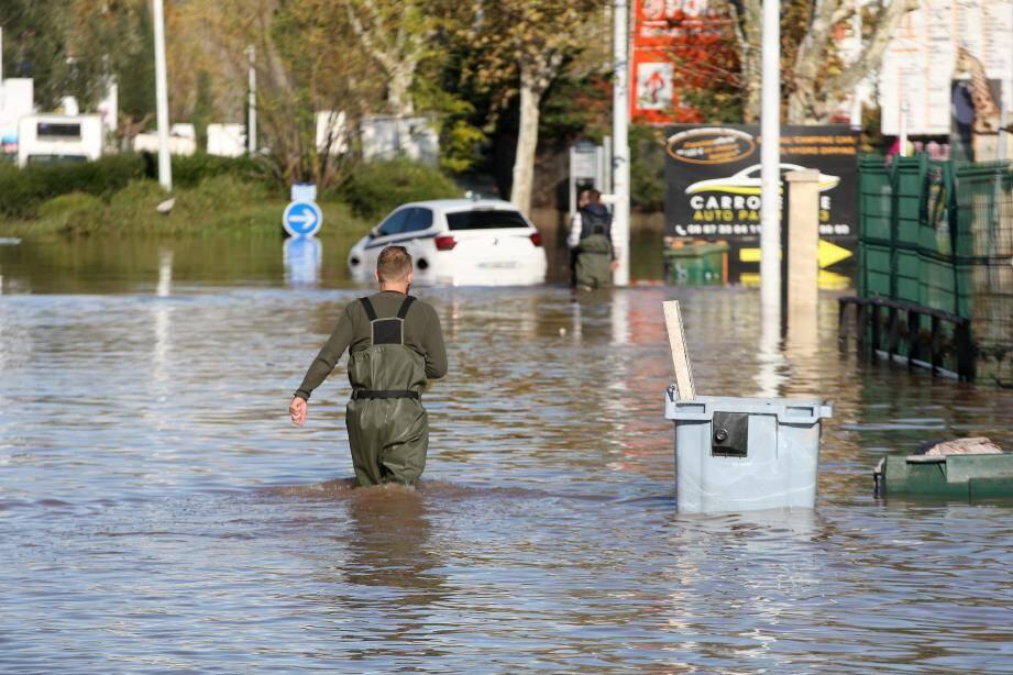 Le produit de la taxe GEMAPI qui entrera en fonction en janvier 2021, permettra de financer des travaux servant à la prévention des inondations.