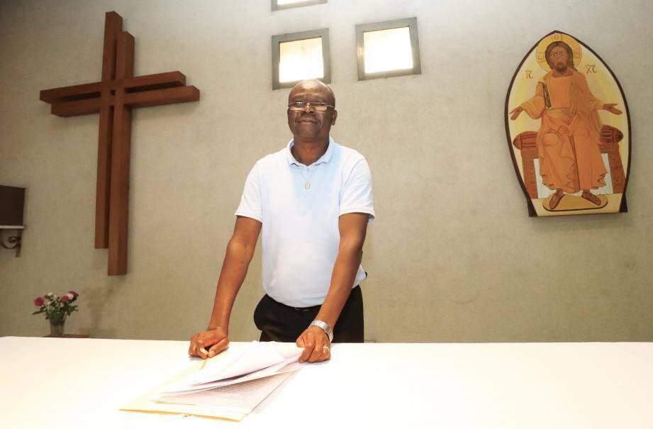 Le curé de la paroisse Lazare Somé se bat pour obtenir le remboursement d'un préjudice s'élevant à 12 817,50 euros.