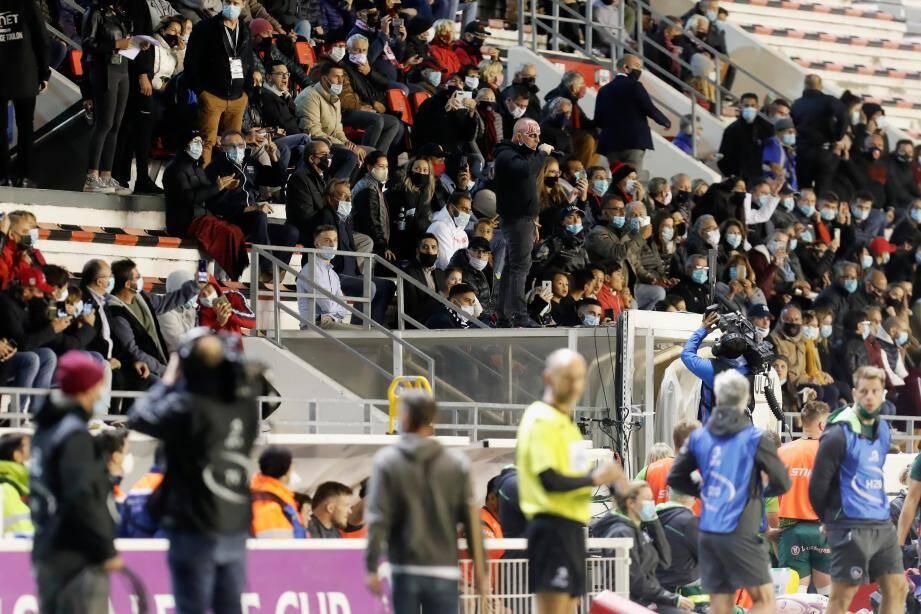 L'enthousiasme des supporters toulonnais a très vite été douché samedi soir par la décision de l'EPCR de faire jouer à la finale à Aix-en-Provence plutôt qu'à Mayol. Incompréhensible à leurs yeux !