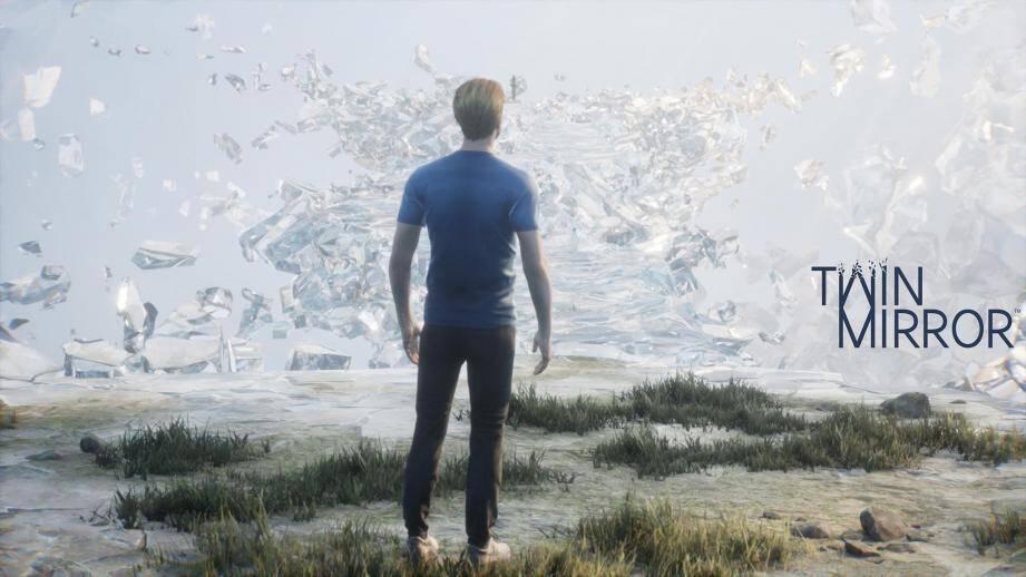 Le joueur peut accéder au « Palais mental » du héros.