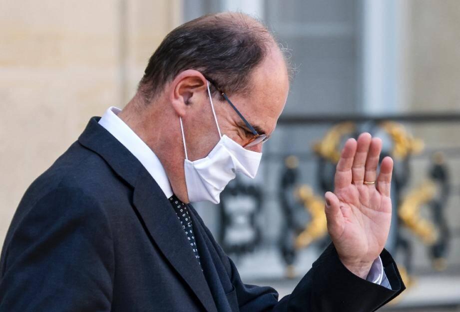 Le Premier ministre Jean Castex le 16 septembre 2020 à Paris