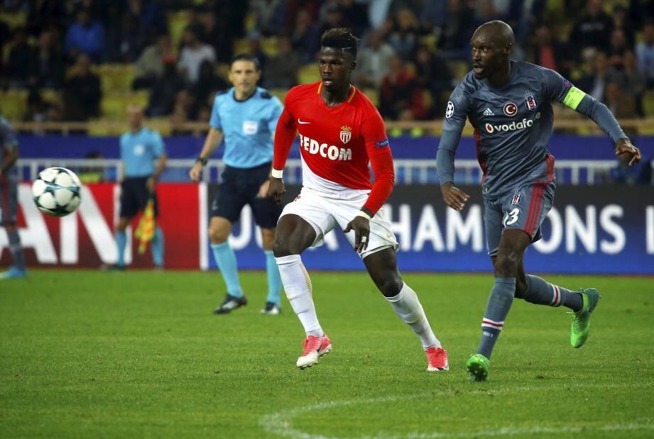 Le Sénégalais était arrivé sur le Rocher en 2017, en provenance de la Lazio Rome. Il avait coûté 30 millions d'euros à l'ASM.