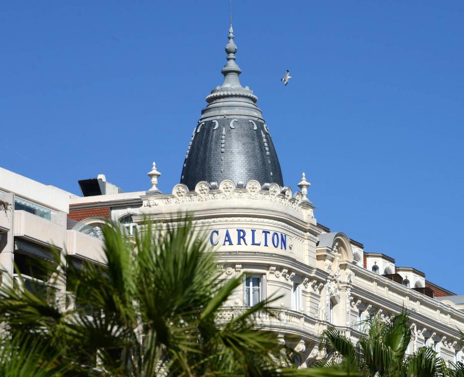 L'hôtel Carlton de Cannes ne rouvrira pas avant 2023.