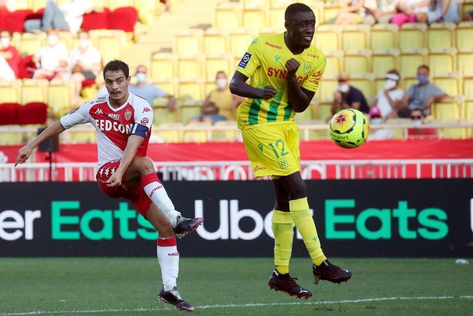 L'ancien Sévillan, co-meilleur buteur de L1 la saison passée avec 18 buts, n'a pas marqué lors des trois premières journées cette saison.