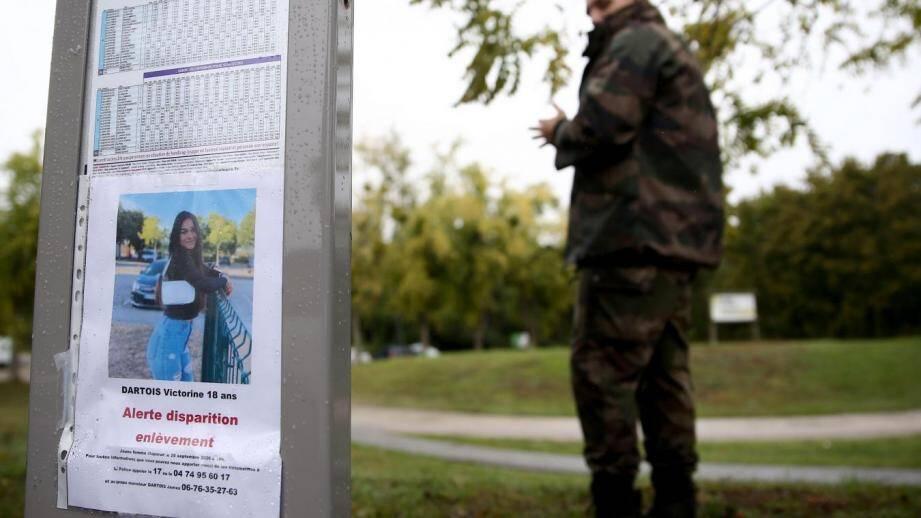 Le corps sans vie de Victorine, 18 ans, a été retrouvé à Villefontaine, dans l'Isère, ce lundi.