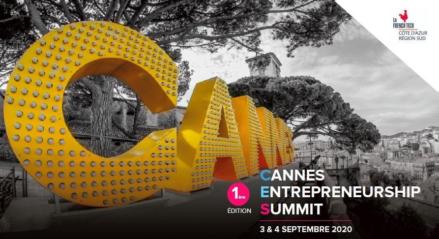 Il s'agit de la première édition du Cannes Entrepreneurship Summit (CES).