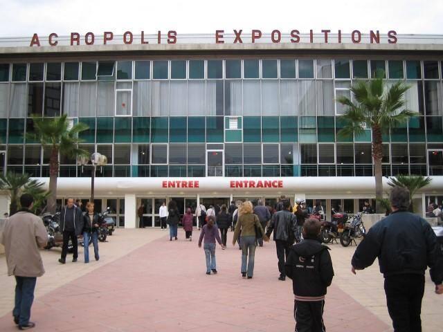 Le palais des Expositions de Nice (image d'illustration).