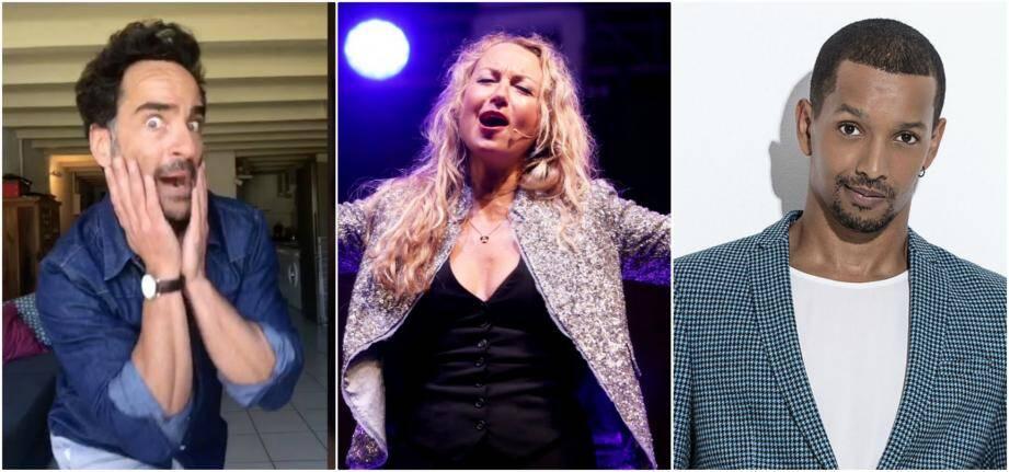 Christelle Chollet, Florent Peyre ou encore Waly Dia, trois des têtes d'affiche d'un Festival du rire bien ancré. Et qui démarre dès ce mercredi soir à l'Estérel Arena.