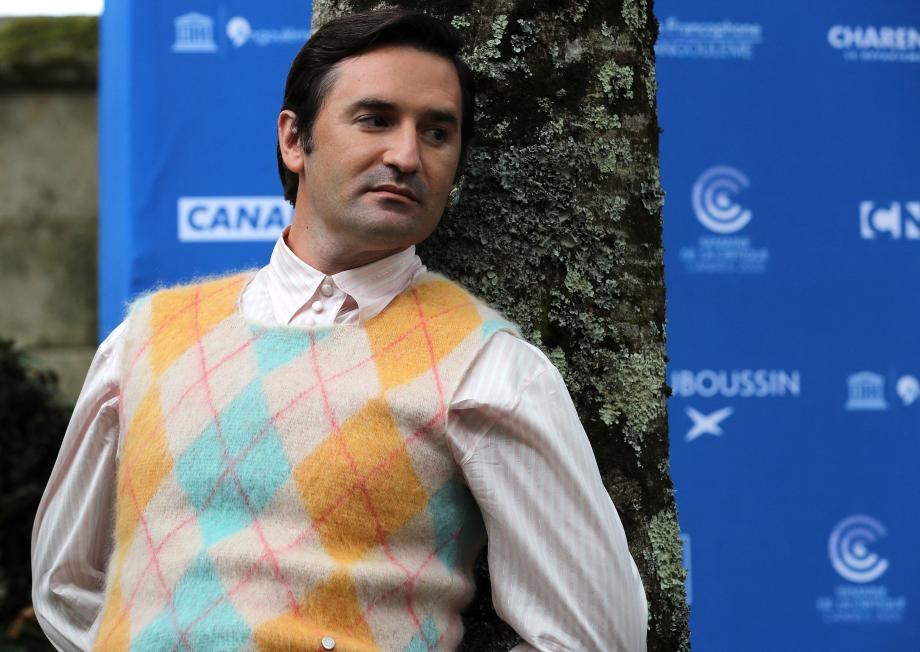 Après le festival du film francophone à Angoulême, Nicolas Maury viendra présenter son Garçon chiffon à Cannes samedi soir, puis à Nice jeudi 10.