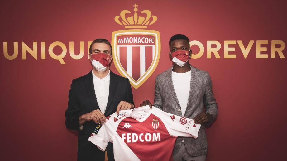 Florentino Luis est officiellement un joueur de l'AS Monaco.