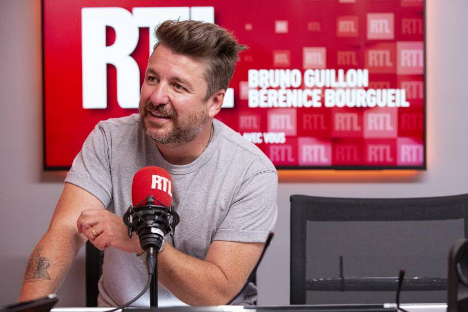 Bruno Guillon.