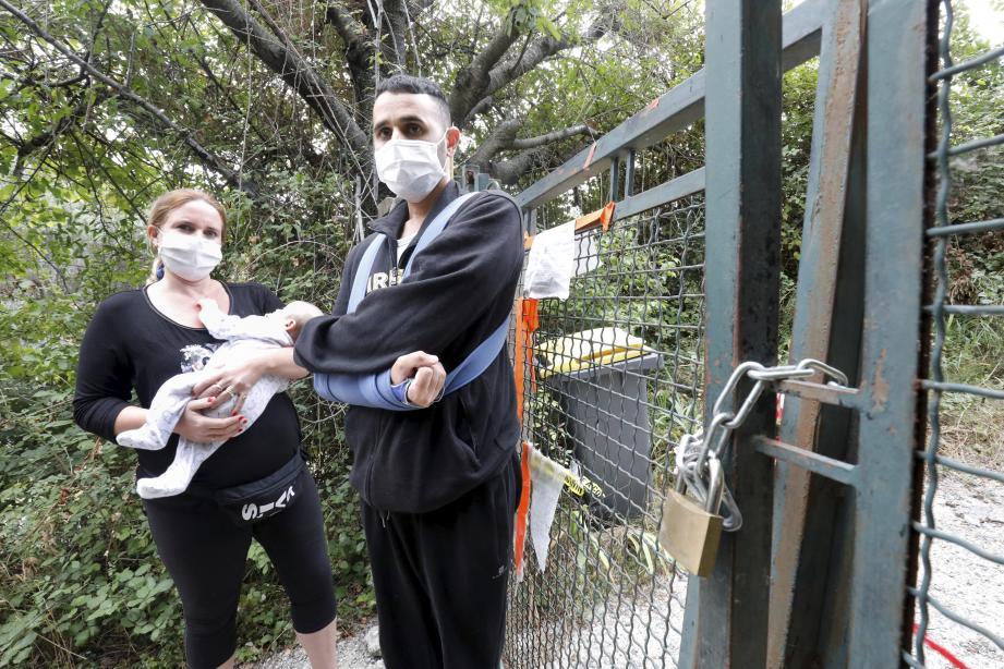 L'assurance refuse d'indemniser le couple car la reconnaissance de catastrophe naturelle concerne les Photo Frantz Bouton