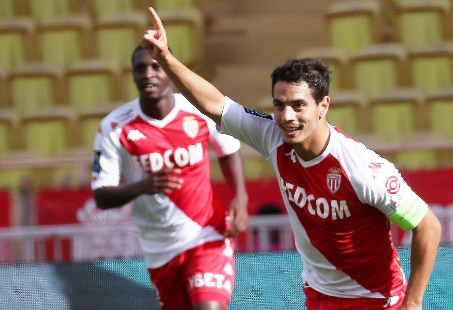 Wissam Ben Yedder a marqué un doublé.