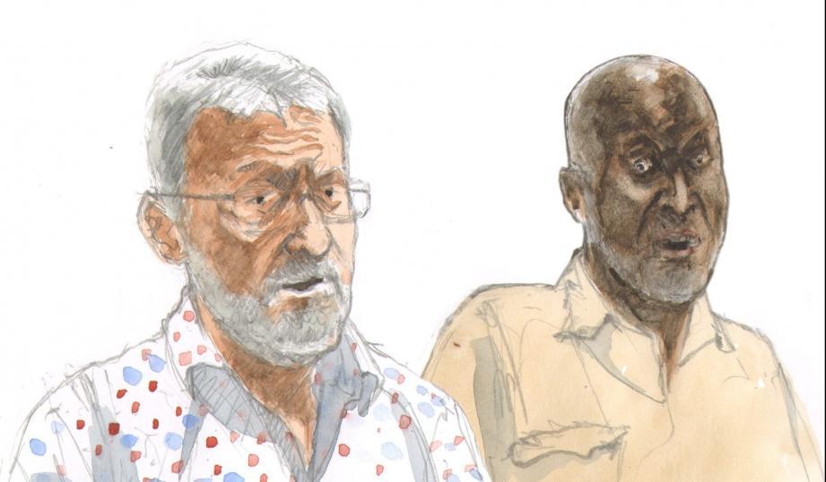 Les témoins ont dû puiser dans leur mémoire pour relater du mieux possible des faits datant de 23 ans.