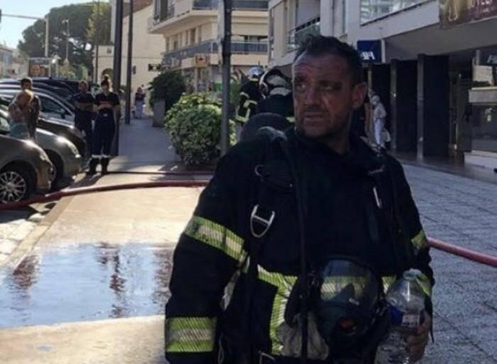 Un incendie au n°22 du boulevard Alexandre-III a nécessité l'intervention de 25 pompiers peu après huit heures à Cannes ce vendredi matin.