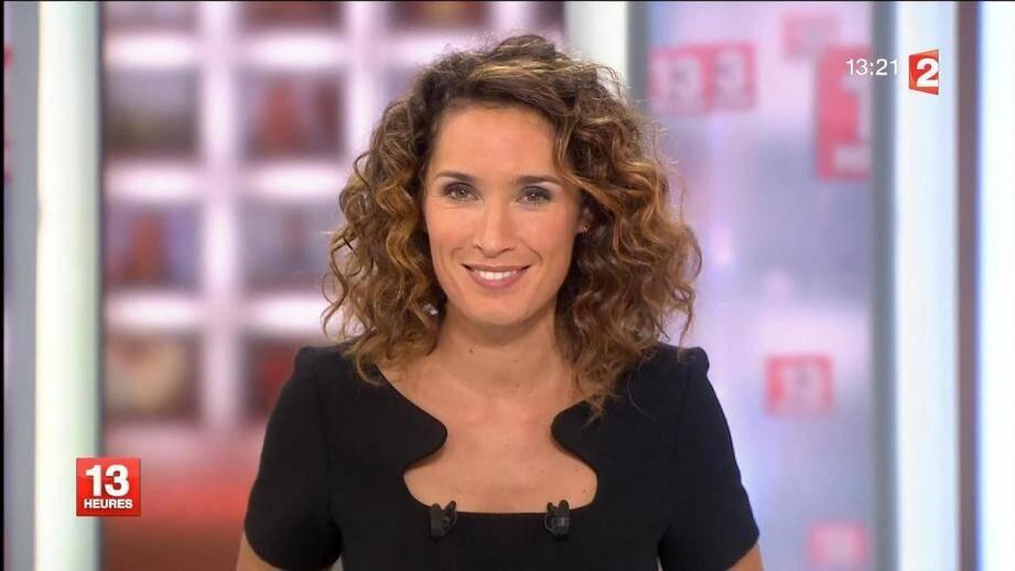 Marie-Sophie Lacarrau.
