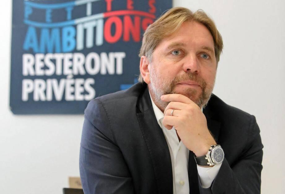 Eric Leandri crée Altrnativ.com, une entreprise de sécurité numérique qui opérera en France et en Europe.
