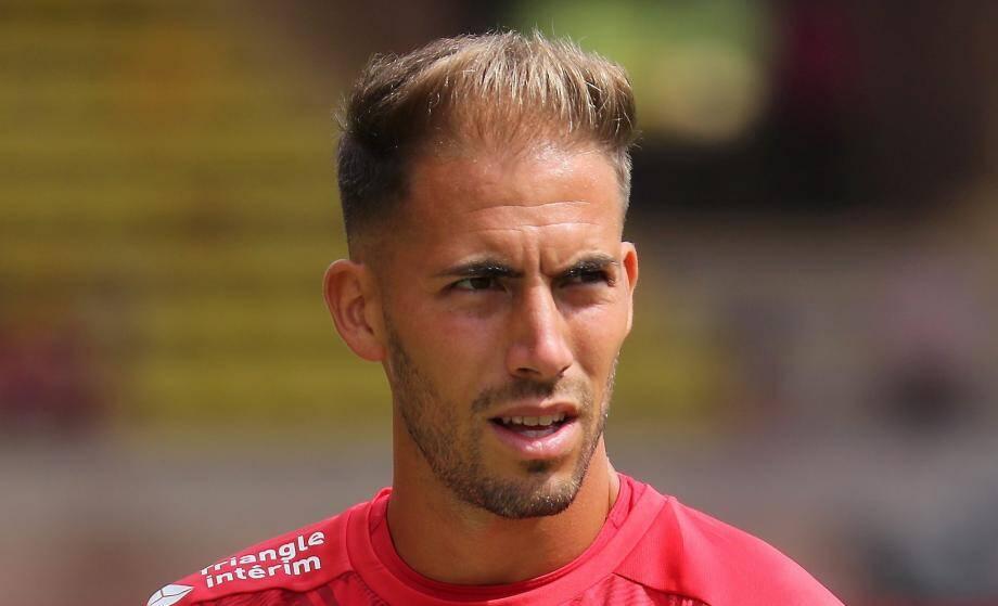 Le gardien Benjamin Lecomte pourrait manquer la prochaine rencontre de Ligue 1 face à Nantes.