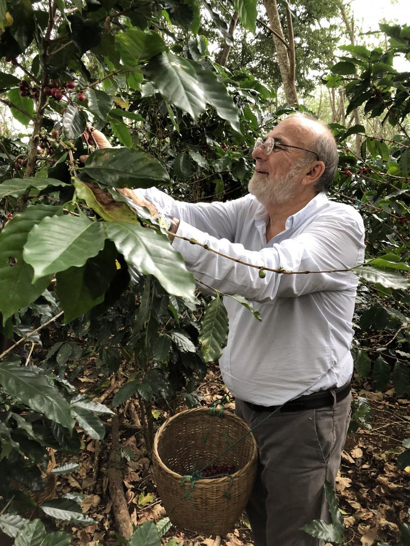 Jean-Pierre Blanc, DG de Malongo, café haut de gamme depuis Carros, confirme la place du commerce équitable dans la culture de son entreprise.