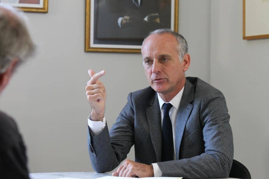 Loïc Dombreval.