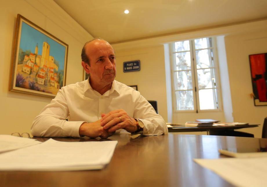 Claude Alemagna ne reviendra pas sur sa décision.