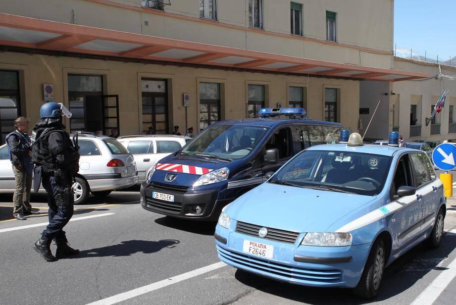 Le 15 septembre, le coup de filet avait été mené en Italie et en France.