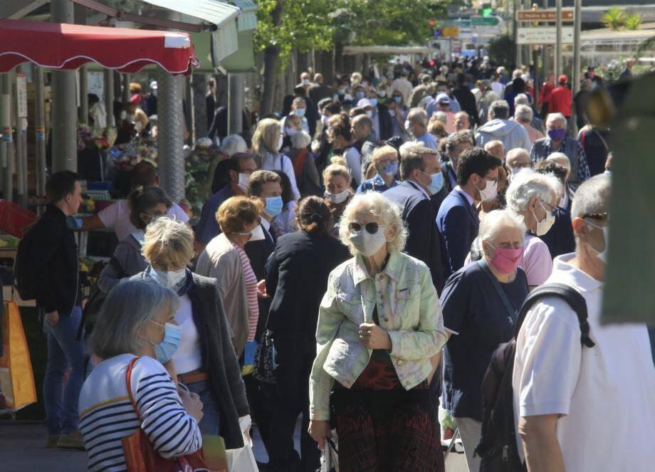 Le contexte sanitaire des Alpes-Maritimes rend particulièrement sensible la tenue de rassemblements sur son territoire.